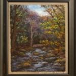 Fall in Enders landscape felt