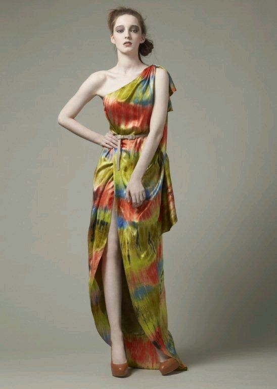 Hand-dyed Silk Charmeuse