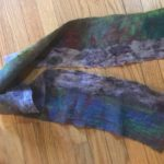 Light and airy all wool scarf