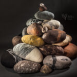 Stones with Something to Say